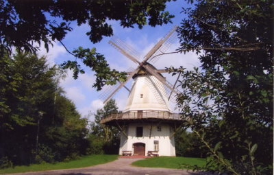 Tonnenheider Windmühle